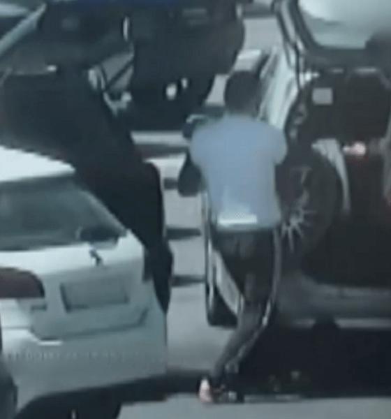 Imágenes de la Guardia Civil sobre la detención de ladrones de piezas de coches de lujo