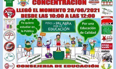 AMPA Humanejos educación barracones