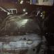 Incendio en un depósito de vehículos en Valdemorillo
