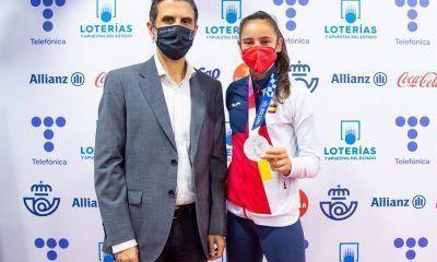 Adriana Cerezo y Javier Rodríguez Palacios