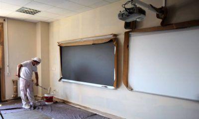 mejoras en centros escolares de Arroyomolinos