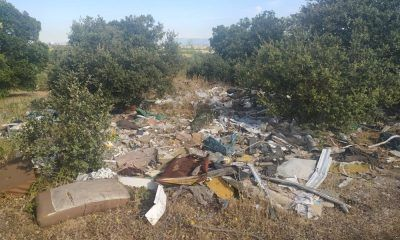 PSOE Boadilla escombros residuos