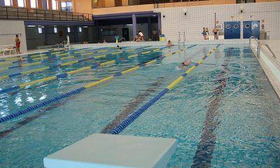 piscina municipal de Coslada