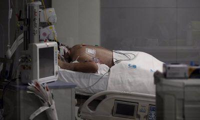 persona ingresada en el hospital