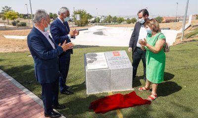 Madrid inaugura un skatepark en homenaje a Ignacio Echeverría