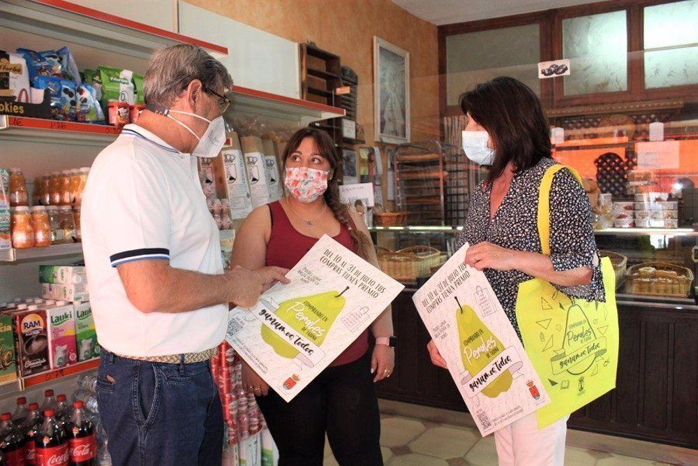 Perales campaña comercio local