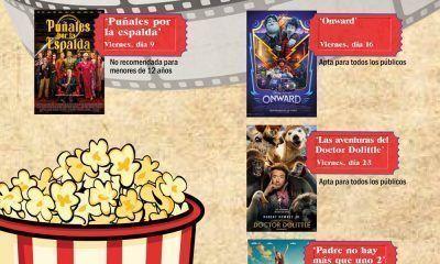 cine verano San Fernando