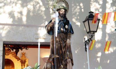 actos lúdicos en Arganda en honor a San Roque