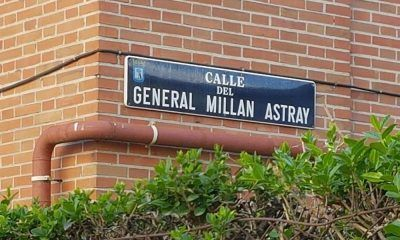 calle General Millán Astray