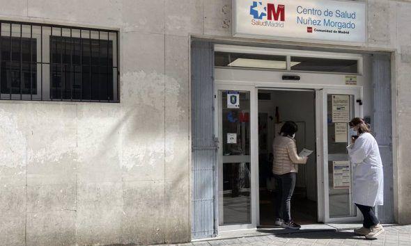 La incidencia crece en Madrid hasta 774