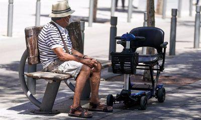 PSOE Majadahonda mayores discapacitados