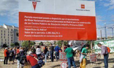 Rivas exige a la Comunidad mantener el nombre del colegio Mercedes Vera