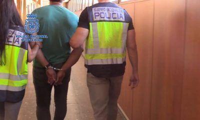 detenido Valdemoro fugitivo Paraguay
