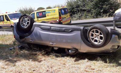 accidente en la M-119