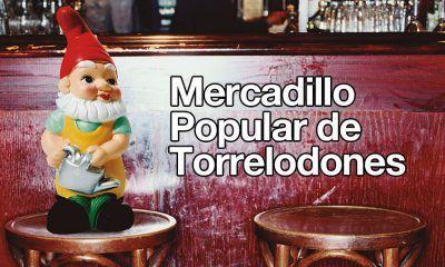 Mercadillo Popular Torrelodones vertedero