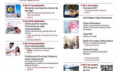 Semana del Corazón Alcalá
