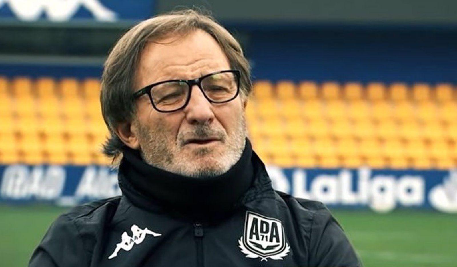 Juan Antonio Anquela Alcorcón