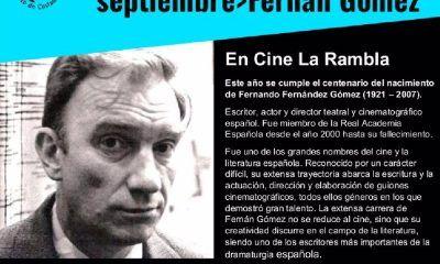 Filmoteca de Coslada Fernando Fernán