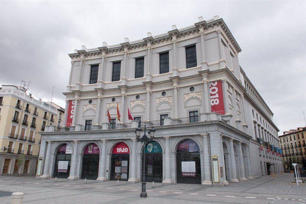 Teatro Real interés turístico
