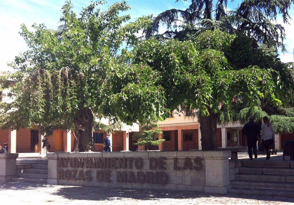 Las Rozas centros escolares