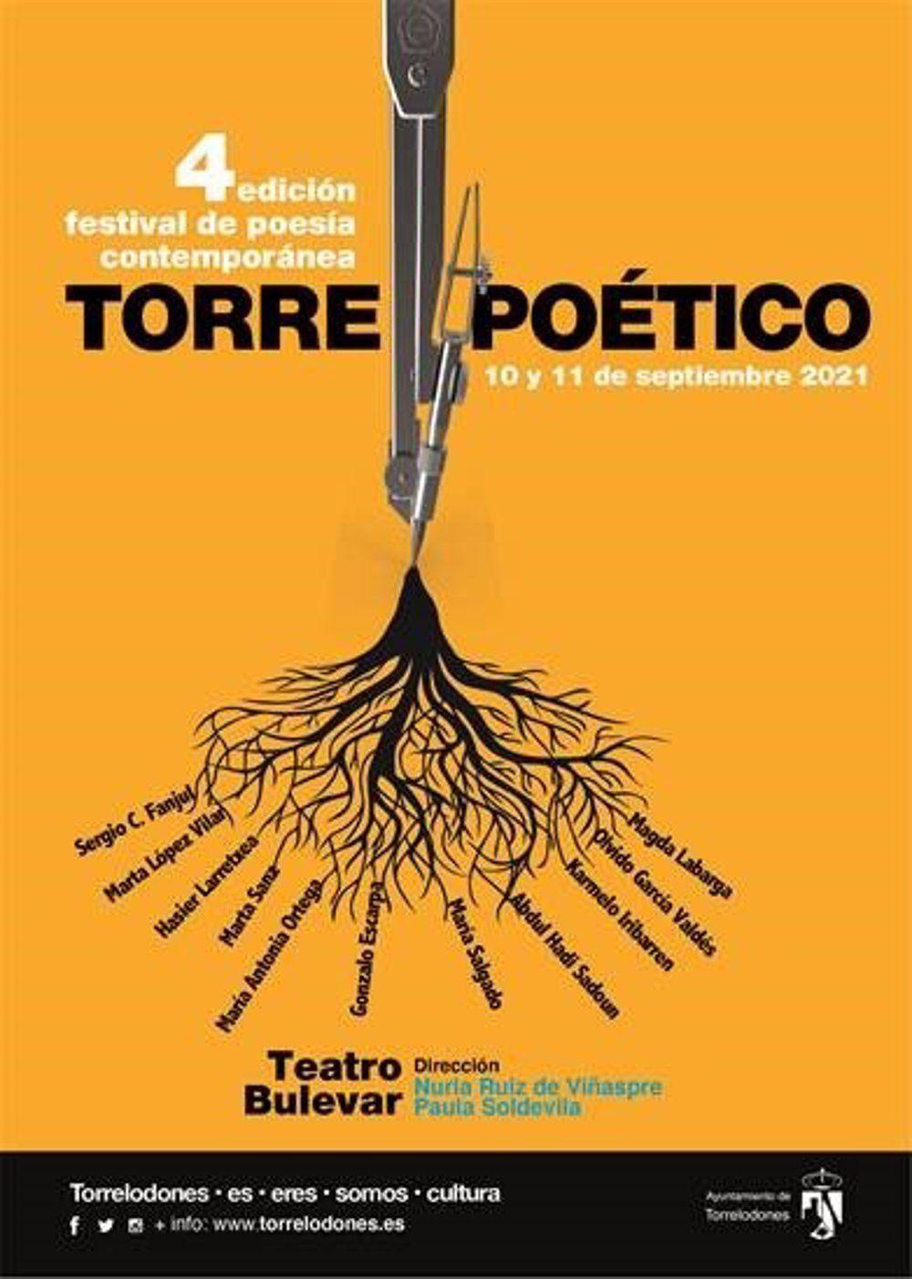 Festival Torrepoético de Torrelodones