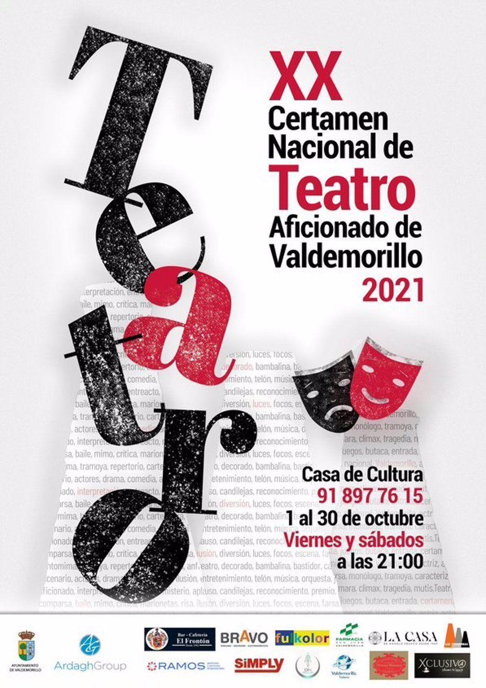 Certamen de Teatro Aficionado de Valdemorillo
