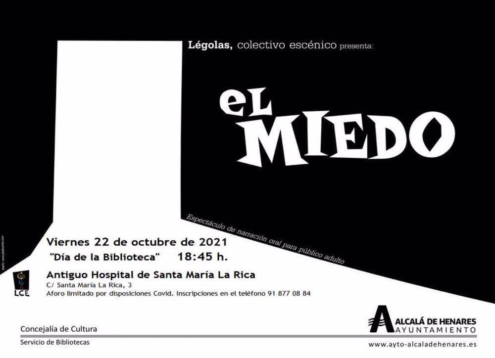 Día de la Biblioteca Alcalá cuentos