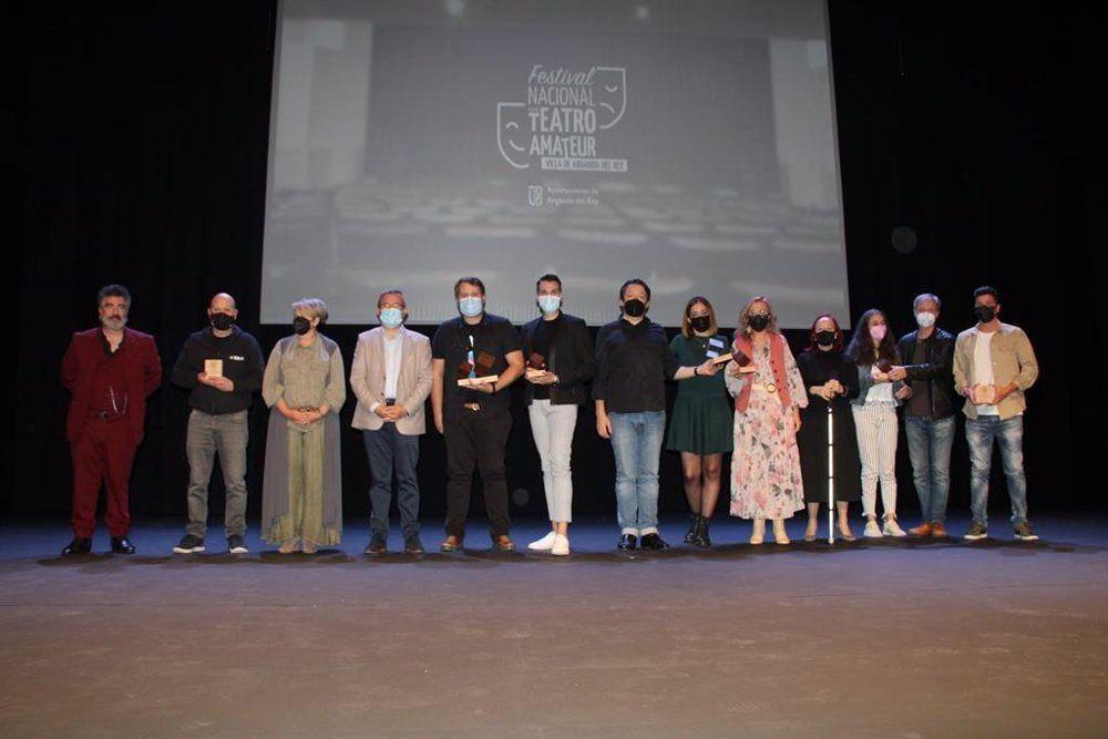 Festival Nacional de Teatro Amateur de Arganda