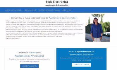 Arroyomolinos Sede Electrónica