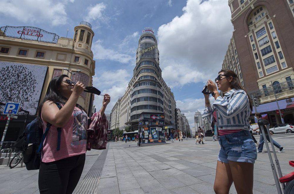 Madrid riesgo bajo