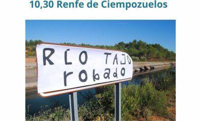 ciclistas Aranjuez trasvase Tajo-Segura