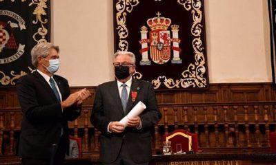 Medalla de Oro rector de Buenos Aires