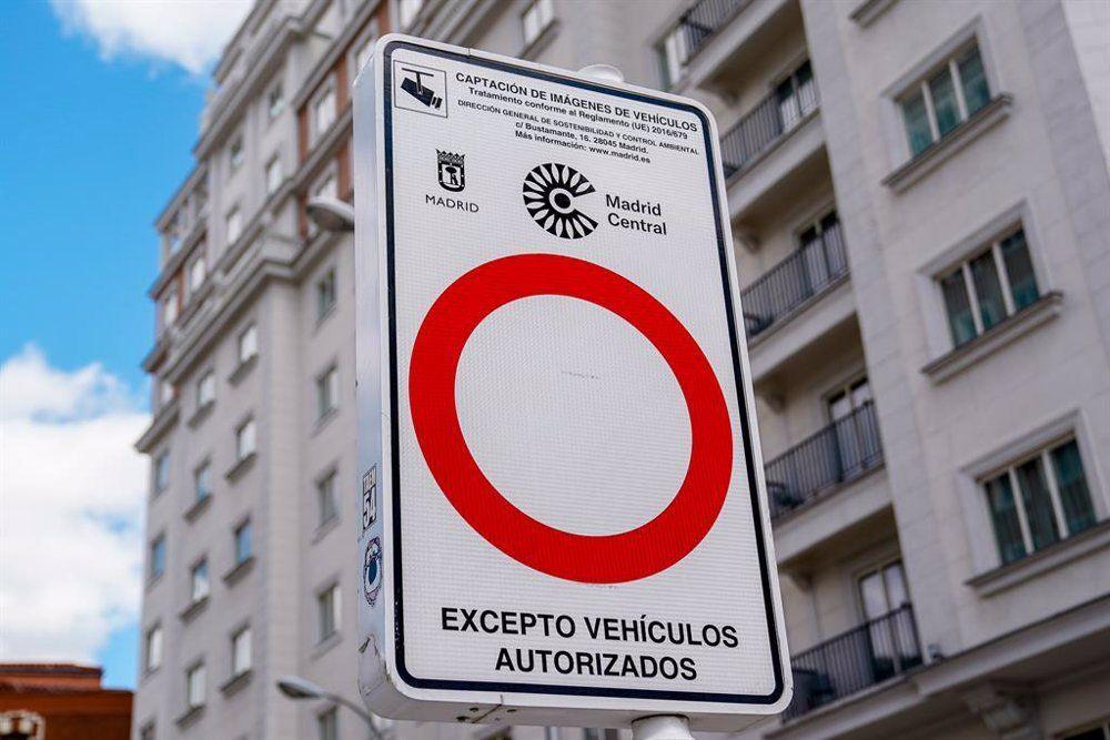 Ecologistas en Acción Madrid Central
