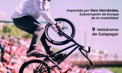 Galapagar escuela de BMX Freestyle