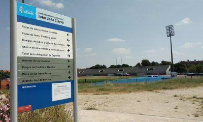Getafe instalaciones deportivas