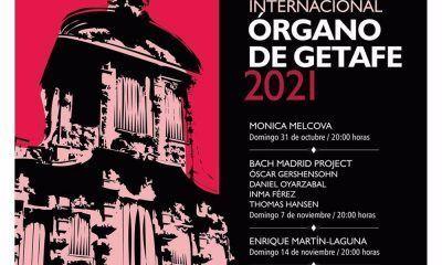 Festival Internacional de Órgano de Getafe