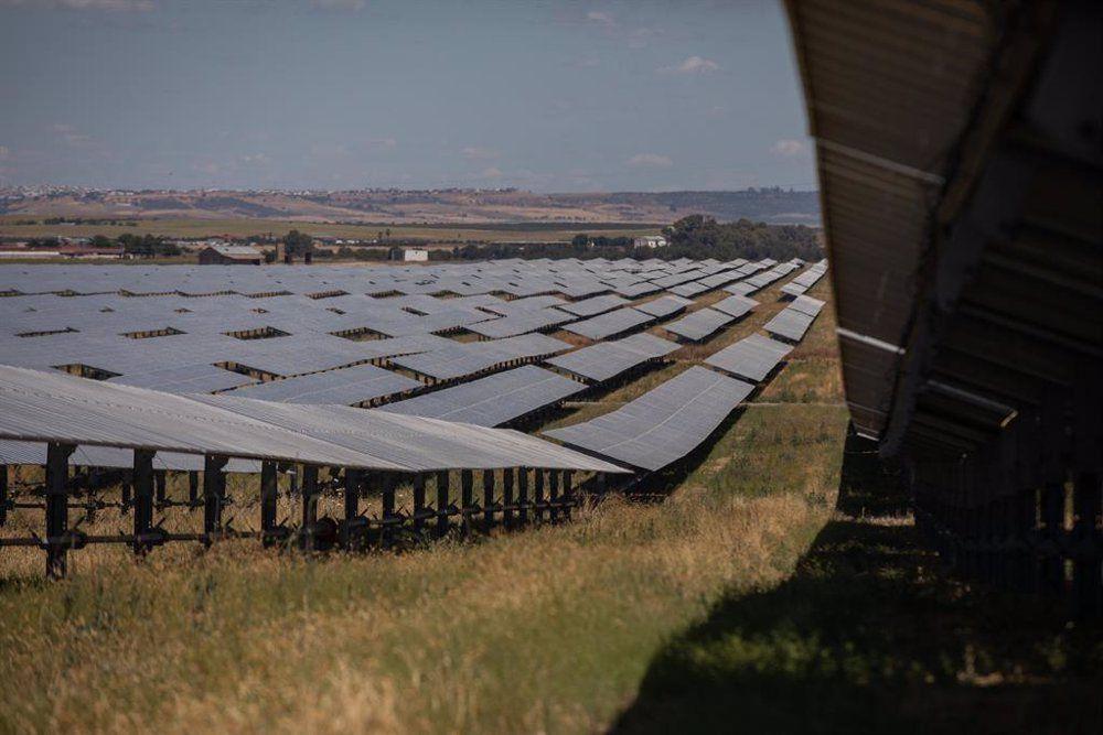 macroproyectos de plantas solares Comunidad