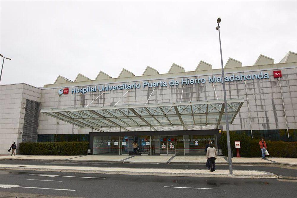 Hospital Puerta de Hierro clmatización