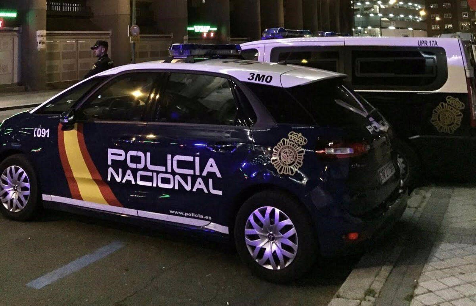 Policía Alcorcón detenido Rumanía